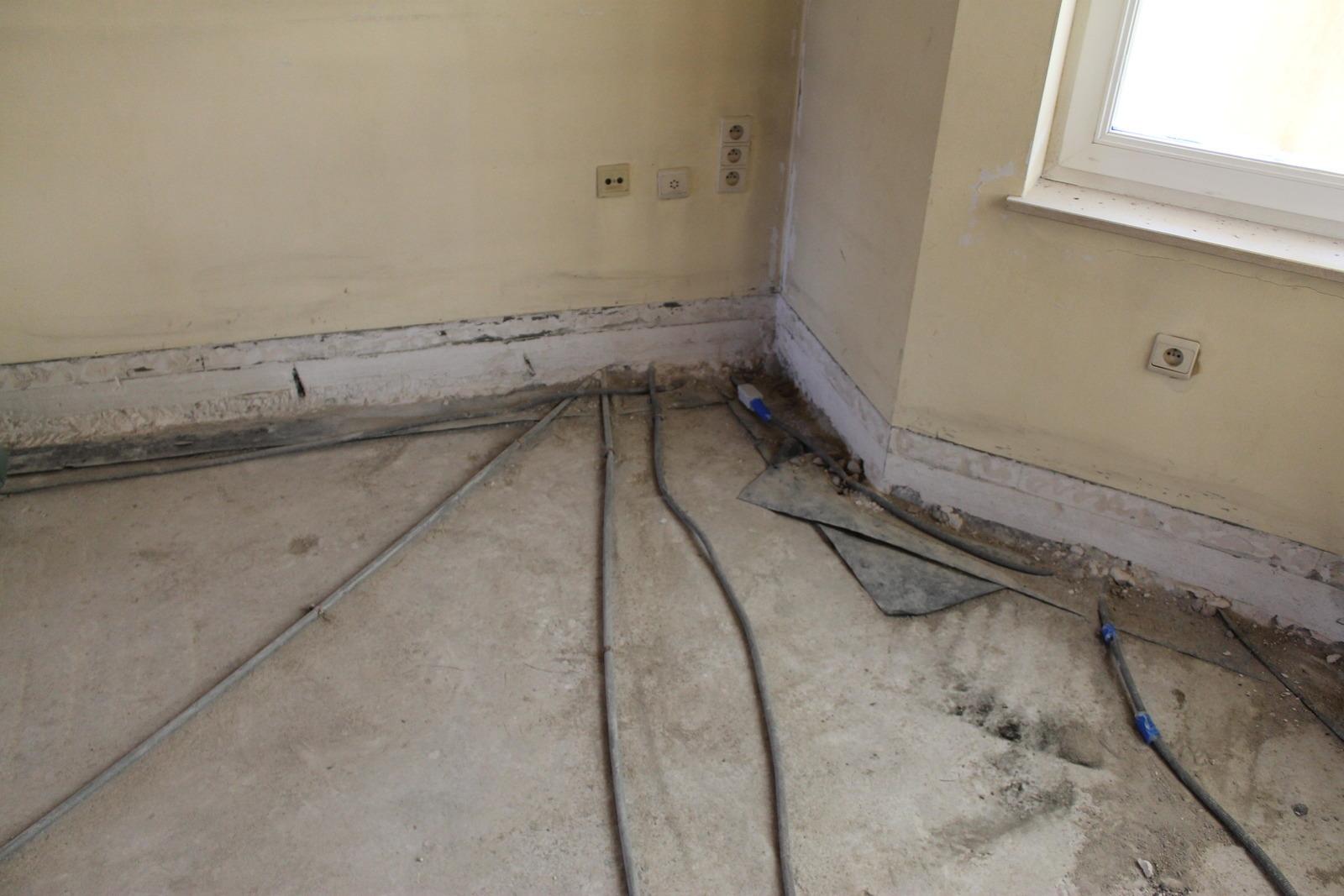 gesloten verdeler vloerverwarming