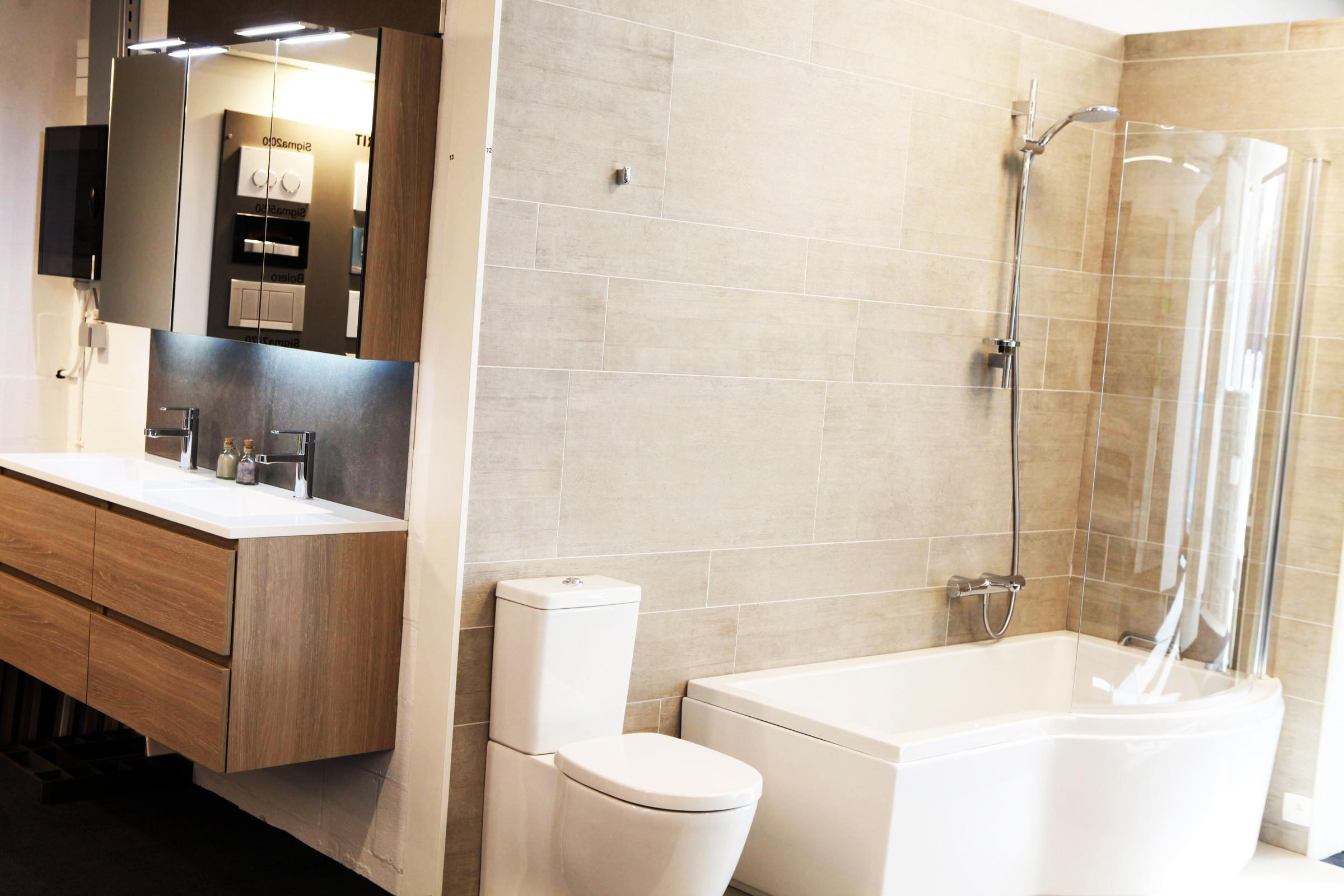 Badkamer Renovatie Venlo : Badkamerrenovatie