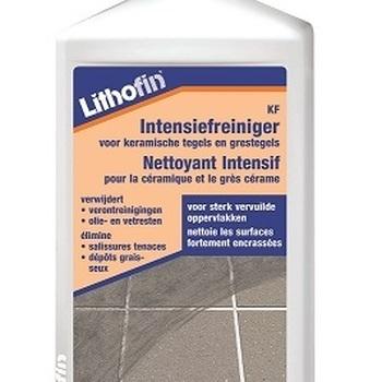 Lithofin KF Intensiefreiniger voor keramische tegels en gerstegels