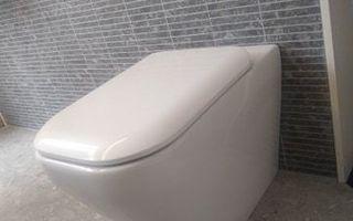 Ideal Standard: Tonic II back to wall system aquablade